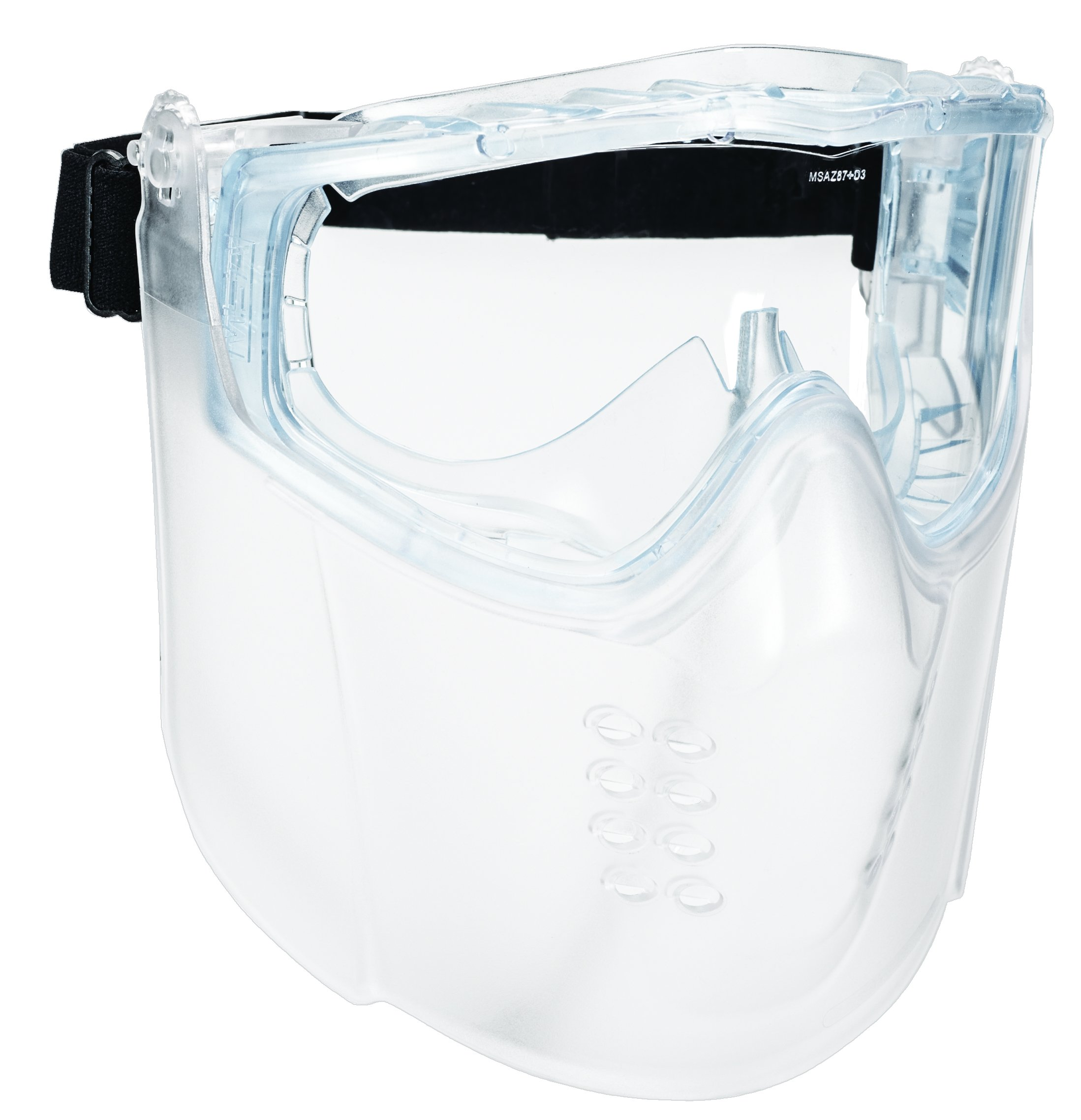 MSA 10150069 Vertoggle Goggle, Standard, Clear (Pack of 5)