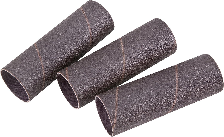4 sleeves Jet 575926 9-Inch Long Aluminum-Oxide Hard Sanding Sleeve 1-1//2-Inch Diameter 60 Grit