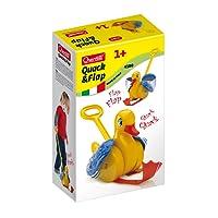 Quercetti Quack & Flap Gioco-Imparare a Camminare, 4180