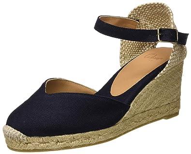 d6b4860faa110b Castañer Chiarita/6/001, Espadrilles Femme: Amazon.fr: Chaussures et ...