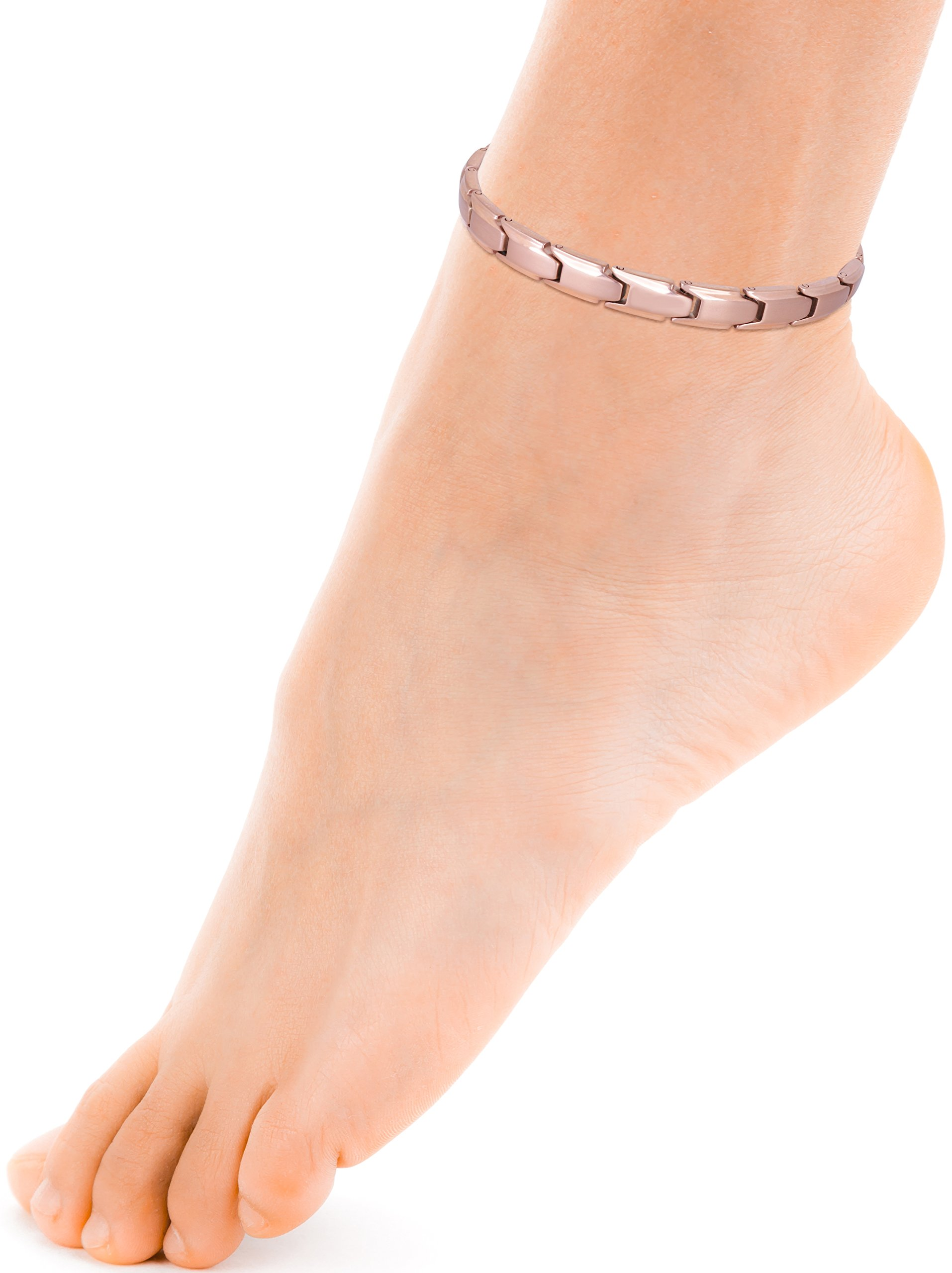 estate rose diamond gorgeous natural anklet brilliant bracelet contains itm sapphires pink sapphire wonderful tennis this and gold piece round