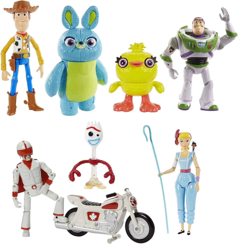 Disney Figuras de Toy Story 4: Amazon.es: Juguetes y juegos