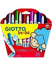 Giotto Bebè Pennarello, Colore Assortiti, 466700