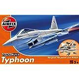 Airfix Quick Build Eurofighter Typhoon Aircraft Model Kit