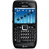 Nokia E71x Unlocked Phone with QWERTY Keyboard, 3.2 MP Camera and Dual-Band 3G (Black)