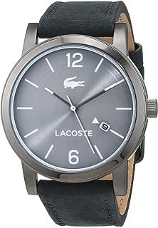 Montres Lacoste Chronographe Quartz En Bracelet Hommes Avec xBCQdroeW