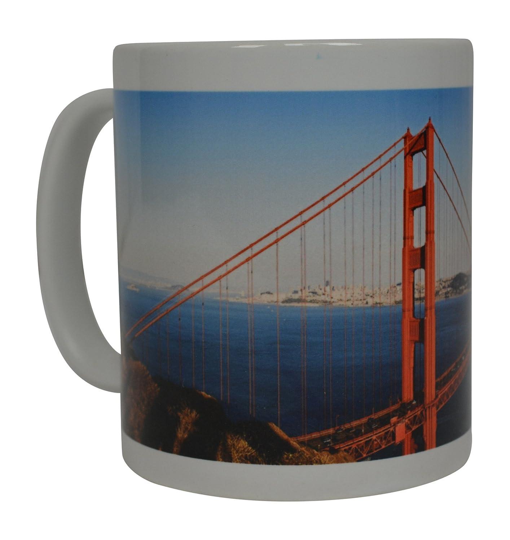 激安特価  BestコーヒーマグSan FranciscoゴールデンゲートブリッジノベルティCup B07C9LV6N6 Great Gift Idea Idea Gift Forメンズレディース B07C9LV6N6, ブレンドアロマショップ:62480057 --- beyonddefeat.com