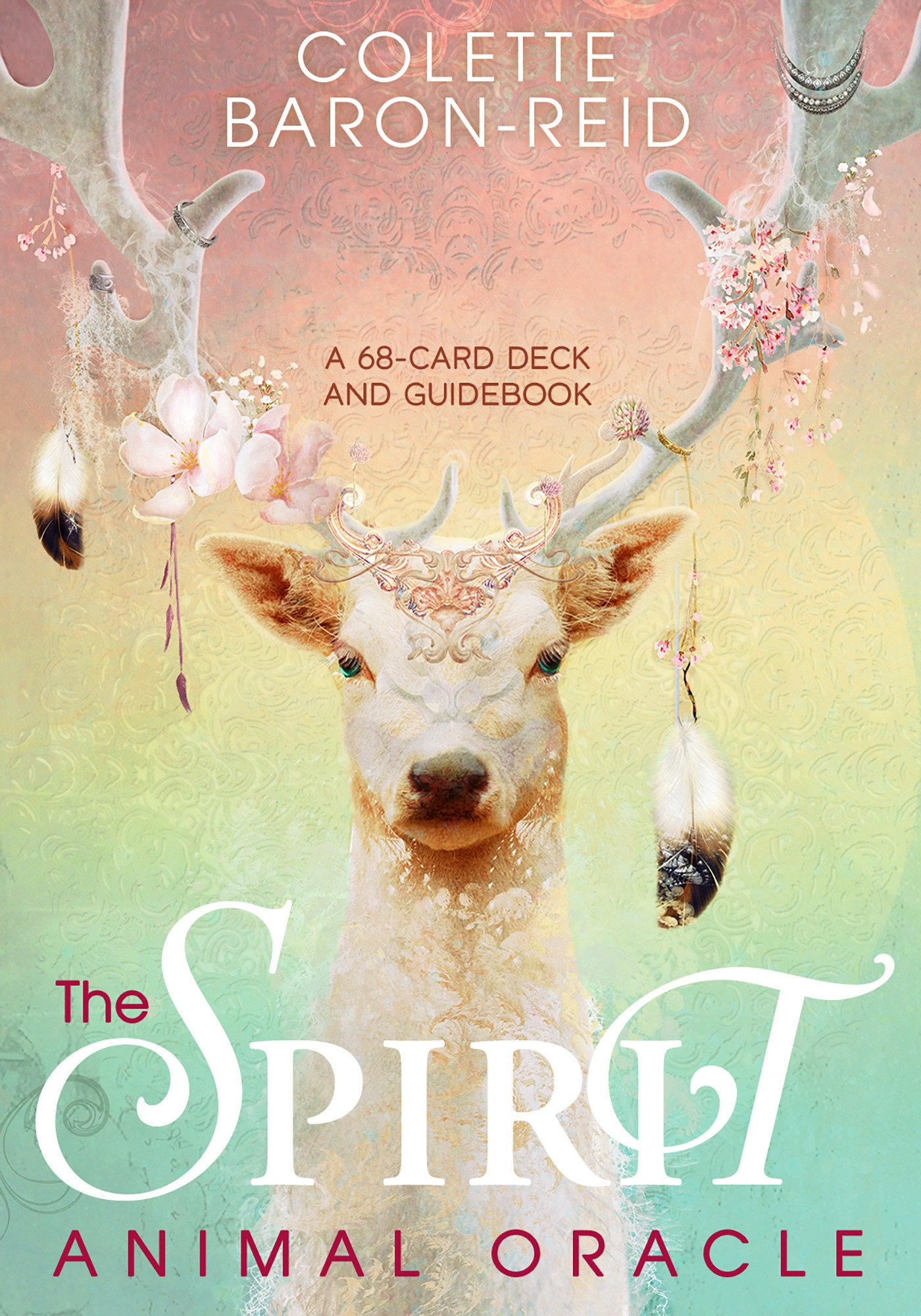 The Spirit Animal Oracle A 68 Card Deck And Guidebook Amazon