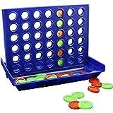 BSA Gioco da tavolo Forza 4 per due giocatori In Fila per Quattro scatola strategia