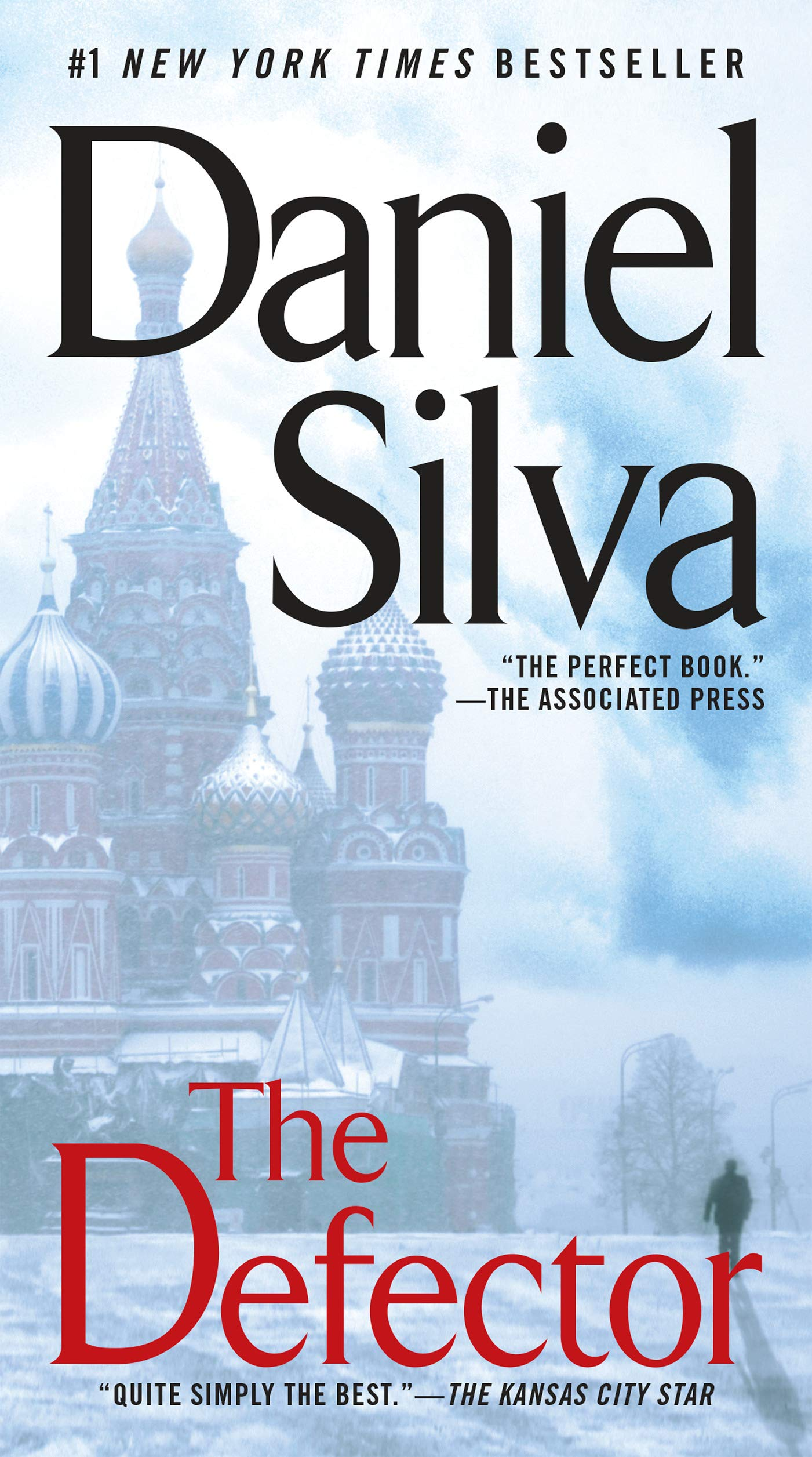 daniel silva books in order to read