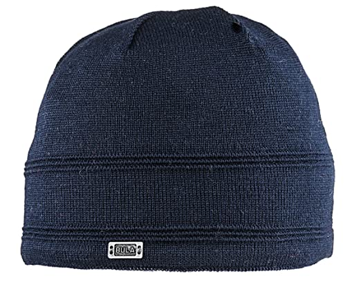 a557985e5ed5d4 Amazon.com: Bula Classic Beanie, Black, One Size: Clothing