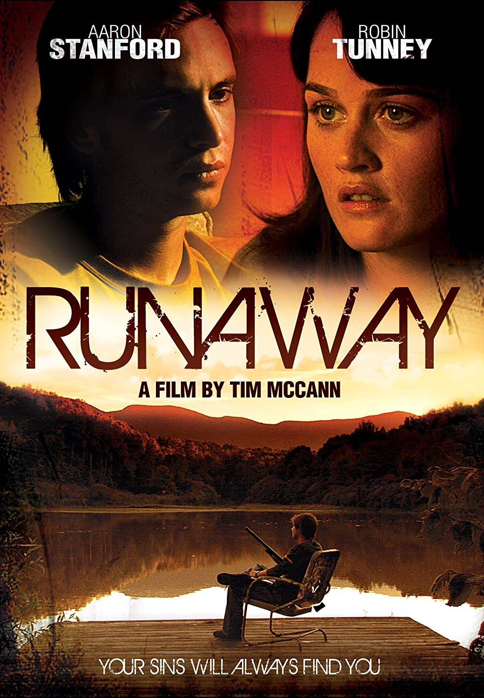 Amazon Runaway Aaron Stanford Robin Tunney Peter Gerety Melissa Leo Terry Kinney Michael Gaston Zach Savage Bill Wolff Ray Kennedy
