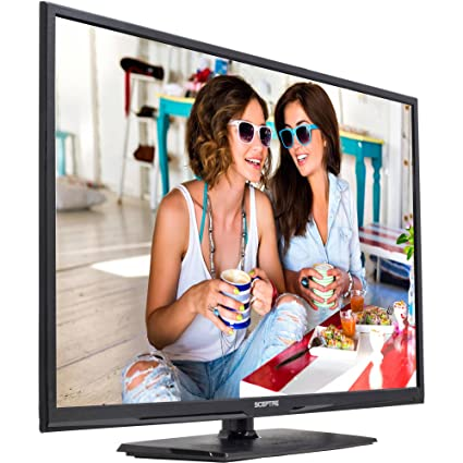 """24bc0a554e75 Image Unavailable. Image not available for. Color: SCEPTRE E405BD-F  40"""" 1080p 60Hz LED HDTV with Built-in DVD Player"""