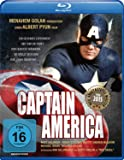 Captain America - Remastered [Blu-ray]