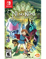 Ni No Kuni: Wrath Of The White Witch Nintendo Switch - Standard Edition - Nintendo Switch