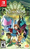 Ni no Kuni: Wrath of the White Witch - Nintendo Switch by Bandai Namco ( Imported Game Soft. )
