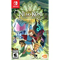 Ni no Kuni: Wrath of the White Witch - Nintendo Switch