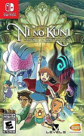 Ni No Kuni: Wrath of the White Witch for Nintendo Switch USA: Amazon.es: Bandai Namco Games Amer: Cine y Series TV