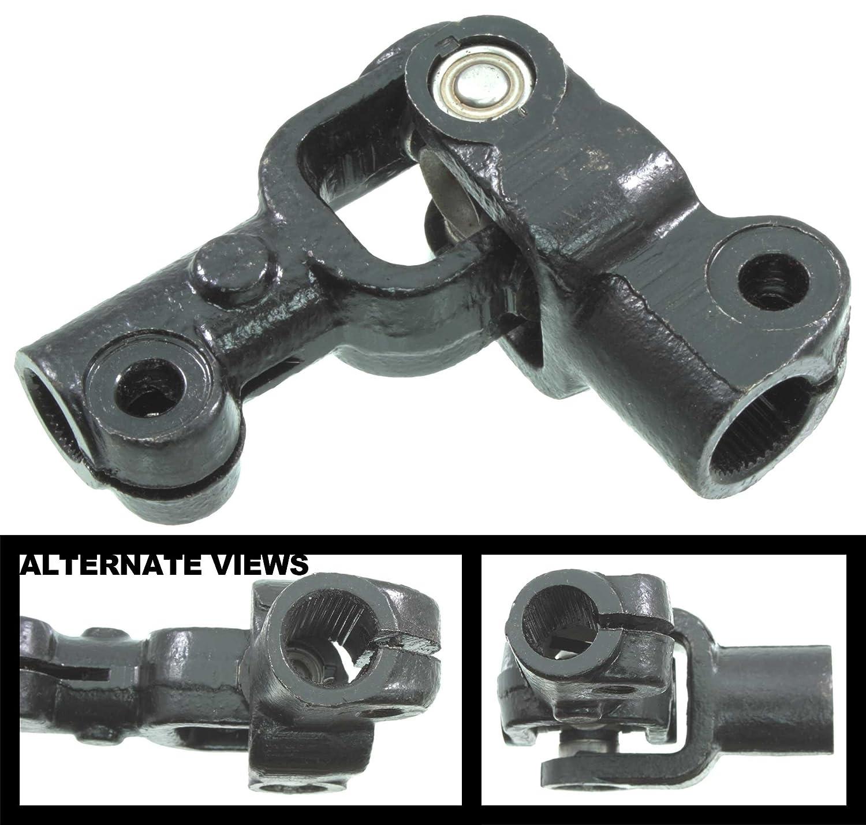 APDTY 536562 Intermediate Steering Shaft Flex U-Joint Coupler Fits 1987-1991 Camry 1986-1993 Celica 1984-1987 Corolla 1985-1992 Cressida 1991-1992 MR-2 1991-1997 Previa Van 1986 Supra 1985-1988 Tercel