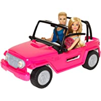 Barbie Beach Cruiser and Ken Doll (Amazon Exclusive)