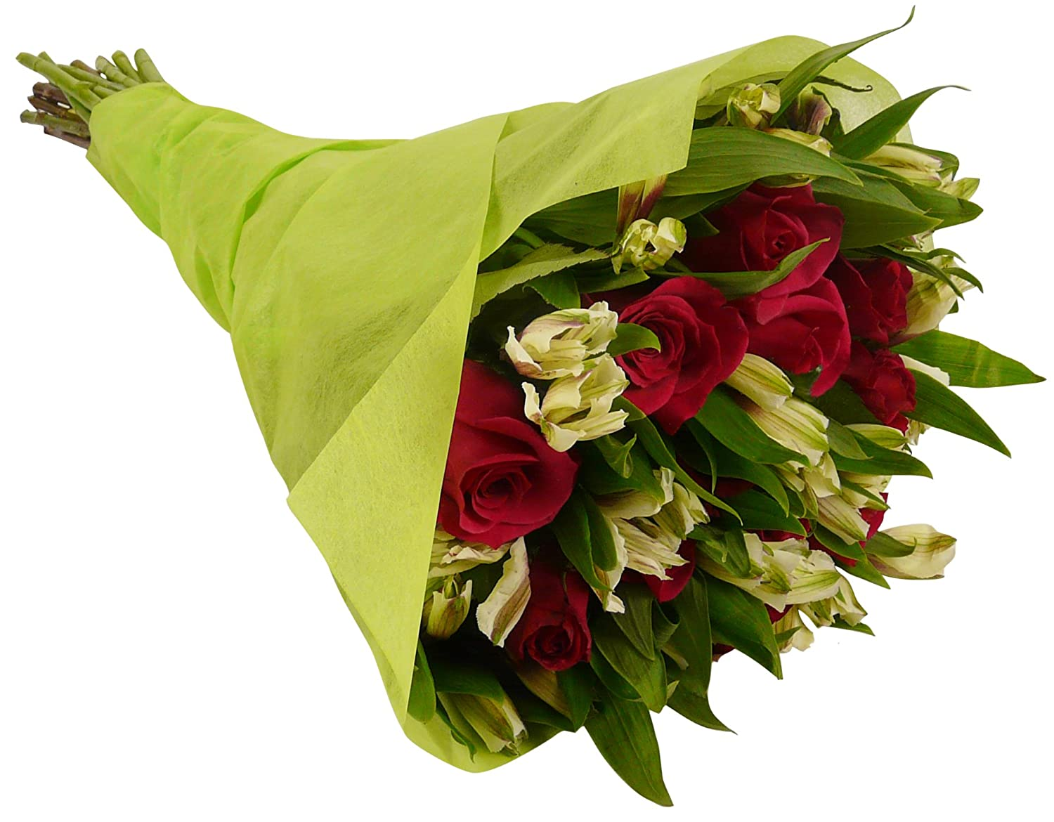 Amazon benchmark bouquets signature roses and alstroemeria amazon benchmark bouquets signature roses and alstroemeria with vase fresh cut flowers fresh cut format rose flowers grocery gourmet food izmirmasajfo