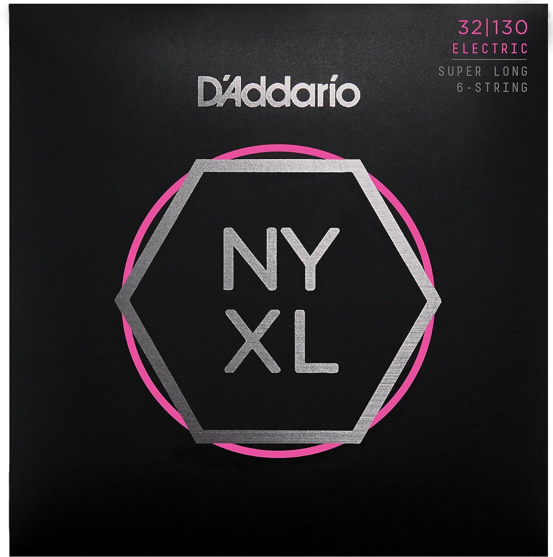 DAddario NYXL Nickel Wound Bass Guitar Strings