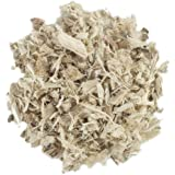 Frontier Co-op Marshmallow Root, Cut & Sifted, Organic, Kosher, Non-irradiated | 1 lb. Bulk Bag | Althaea officinalis L.