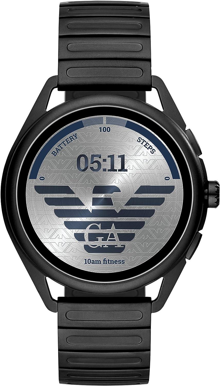 Smartwatch Emporio Armani Matteo Gen 5 Black ART5029