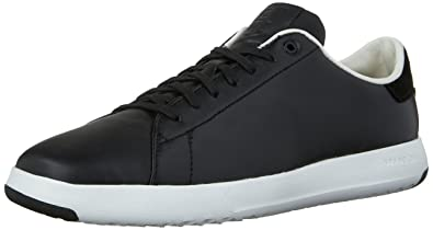 Cole Haan Men's Grandpro Tennis Sneaker 7 Black