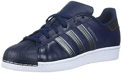 52721c6ad66 adidas Originals Kids  Superstar Foundation J Running Shoe  Amazon ...