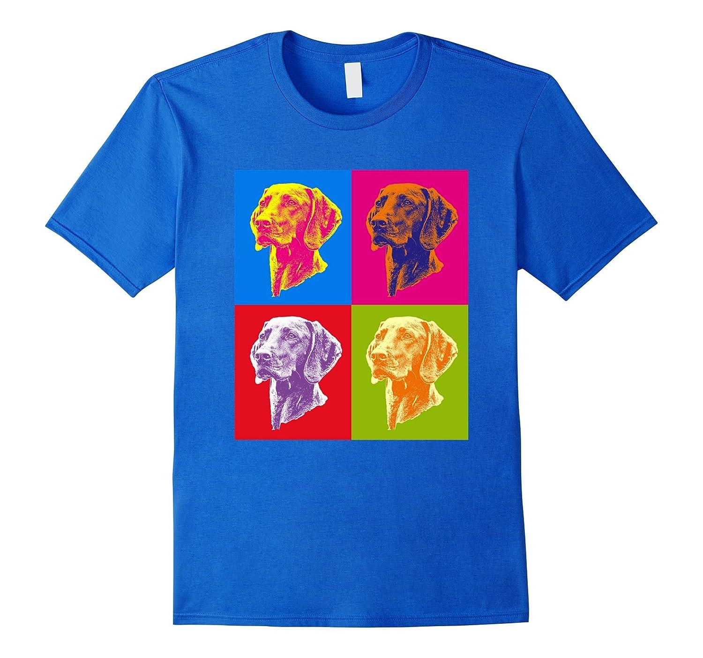 Vizsla Pop-Art Shirt-TH