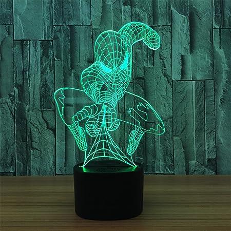 YiLight Spider - Altavoz inalámbrico con Bluetooth y luz Nocturna ...