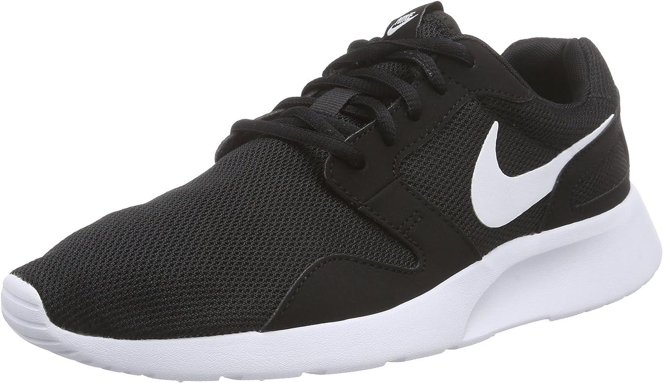 Nike Kaishi, Zapatillas de Running para Hombre, Negro/Blanco (Black/White), 45 1/2 EU: Amazon.es: Zapatos y complementos