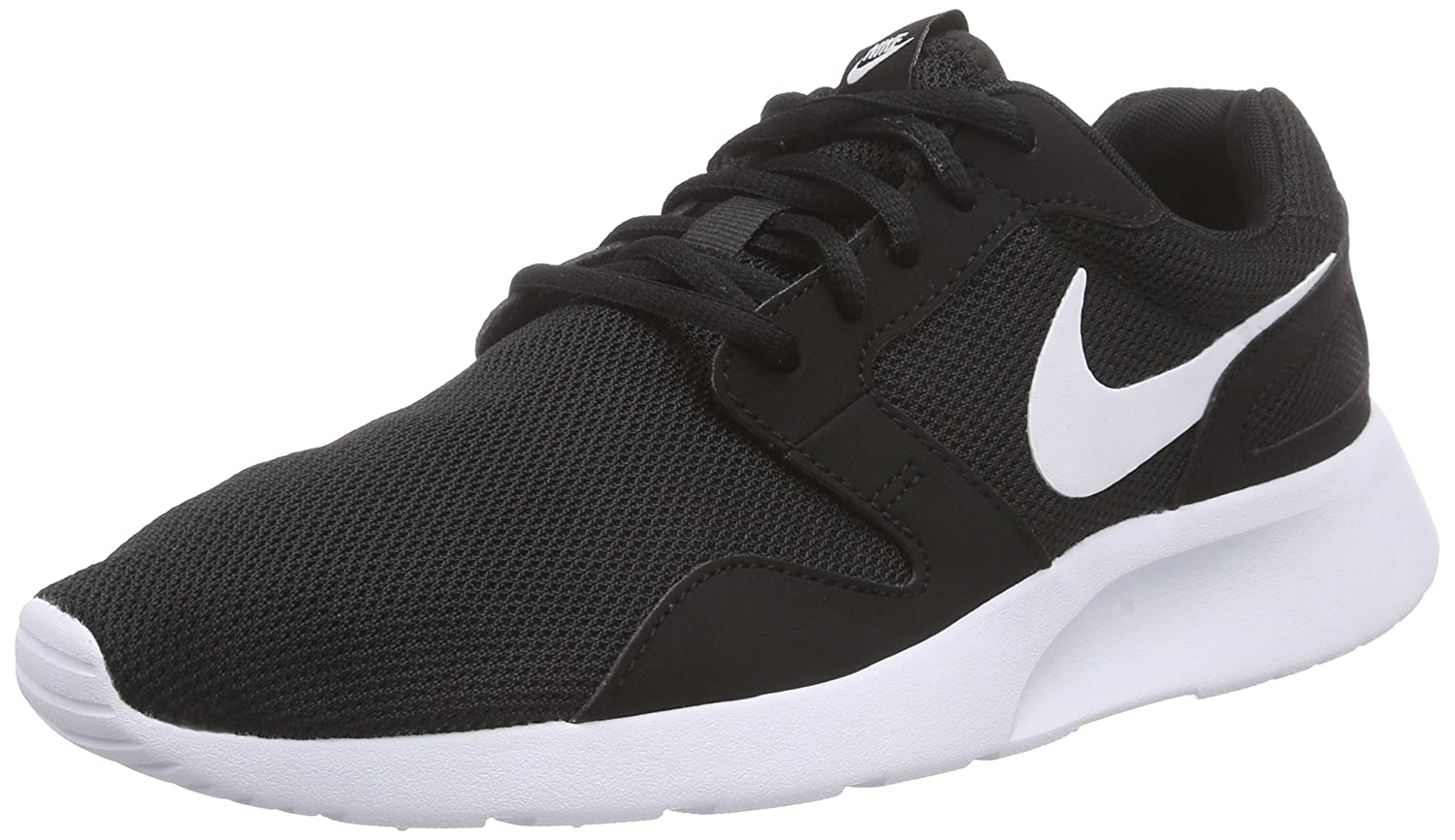 Nike Men s Kaishi Running Sneaker – Black – 12 D M US