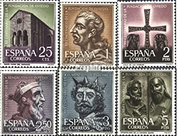 Prophila Collection España Michel.-No..: 1289-1294 (Completa ...