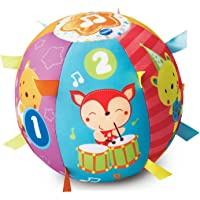 VTech Lil' Critters Roll & Discover Ball,Multicolor
