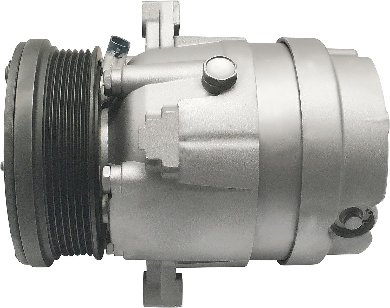 RYC Remanufactured AC Compressor and A/C Clutch EG994