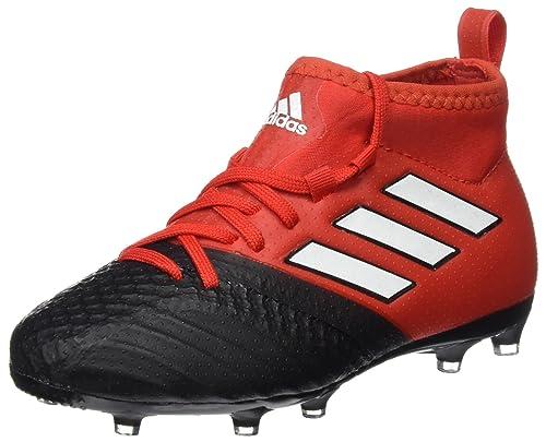 finest selection 51219 c023d adidas Ace 17.1 FG J, para los Zapatos de Entrenamiento de fútbol Unisex  bebé Amazon.es Zapatos y complementos