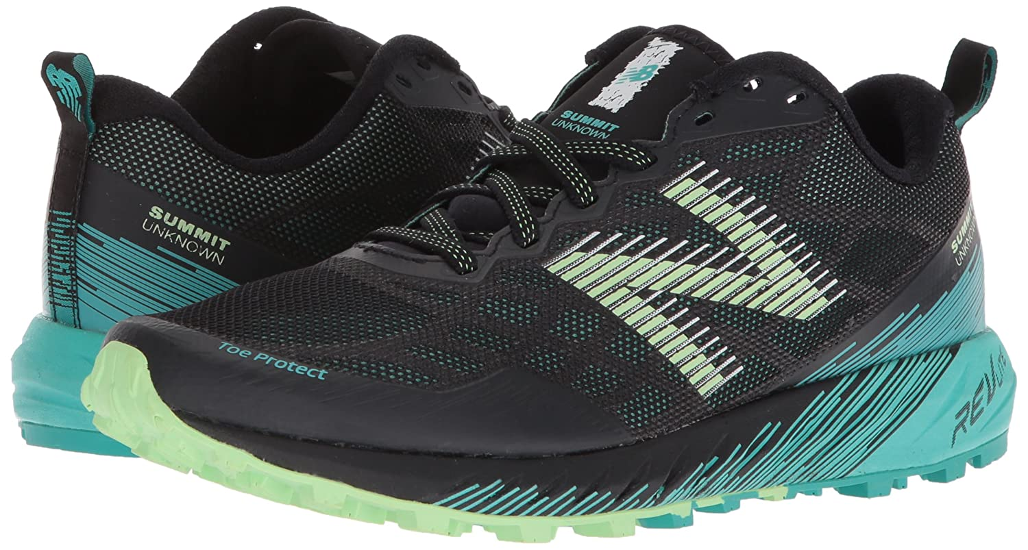 New Balance Women's Summit B0751SDLS5 Unknown Trail Running Shoe B0751SDLS5 Summit 7 D US|Green/Black b6357a