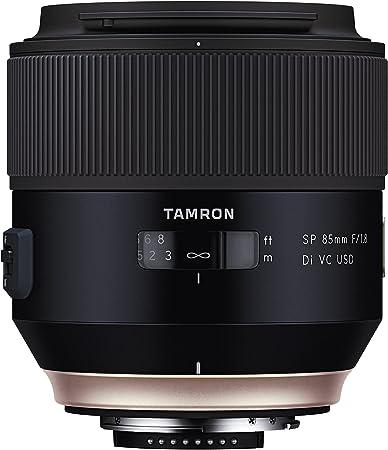 Tamron Sp 85mm F 1 8 Di Vc Usd Objektiv Für Nikon Kamera