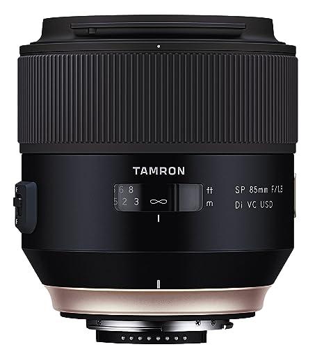 Tamron SP 85 mm F/1.8 Di VC USD: Amazon.es: Electrónica
