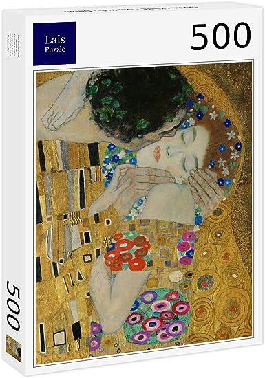 Il Bacio 1500 pezzi Ravensburger 16290 Puzzle Klimt