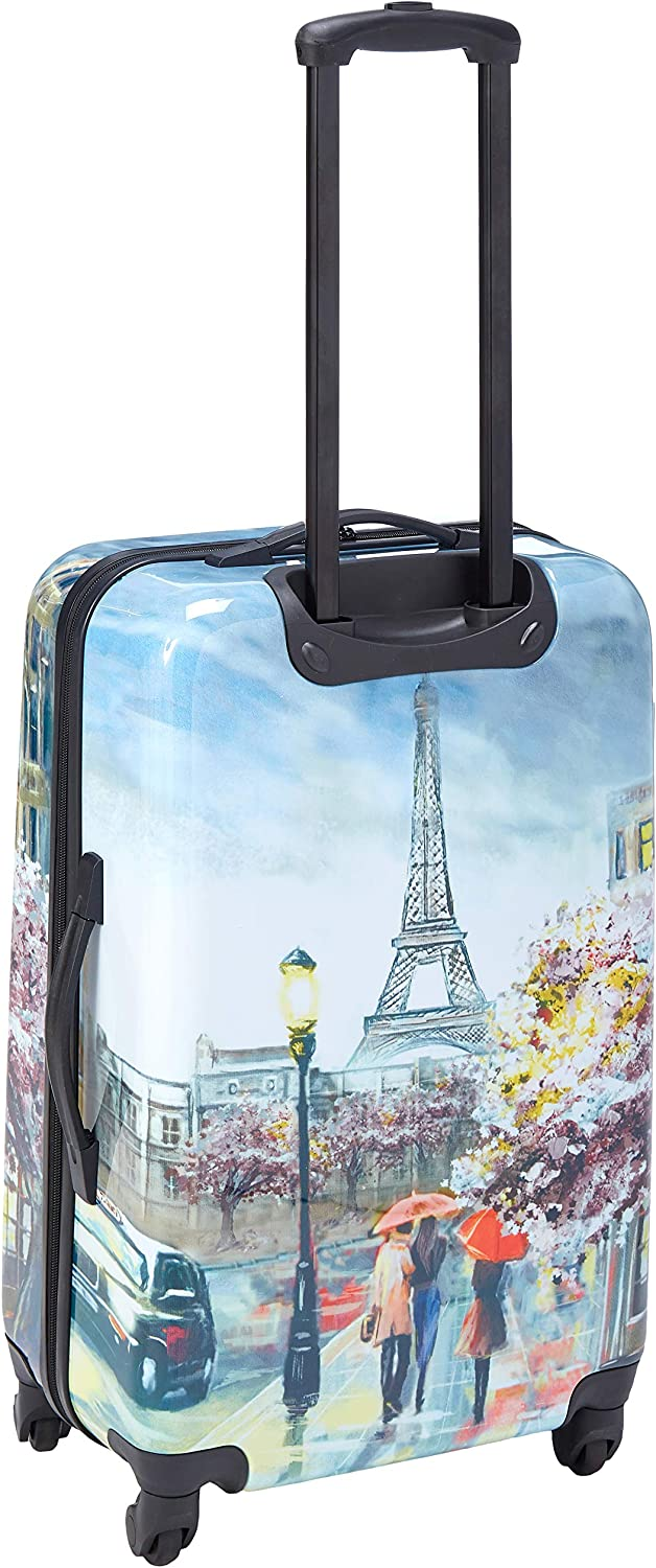 Wembley Hardside Spinner Luggage Suitcase