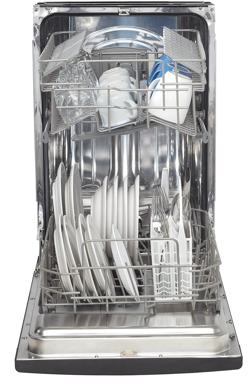 Danby ddw1899bls lavavajillas (integrado, Acero inoxidable: Amazon.es: Grandes electrodomésticos