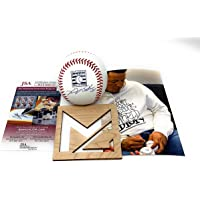 $199 » Miguel Cabrera Detroit Tigers Signed Autograph RARE HALL OF FAME Official MLB Baseball JSA Witnessed Certified