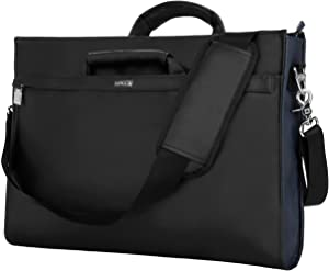 Lencca Brink Laptop Tote and Messenger Bag for Dell 13.3 14 15.4 15.6 Inch Laptops