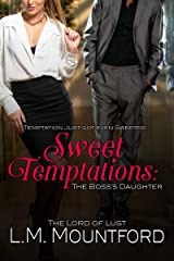 The Boss's Daughter (Sweet Temptations Book 2) Kindle Edition