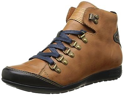Pikolinos Damen Lisboa W67_I17 Hohe Sneaker, Braun (Brandy), 37 EU