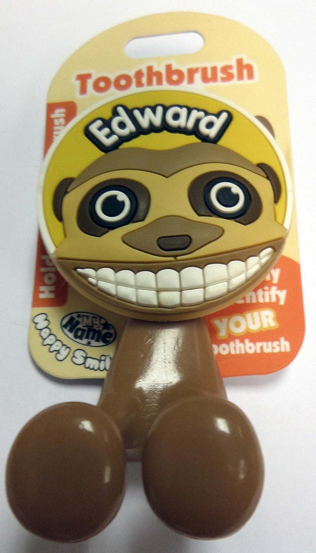 Amazon.com: Happy Sonrisas cepillo para polvo de dientes ...