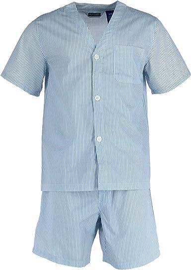 Fruit of the Loom Mens Broadcloth Pajama Set Pajama Set